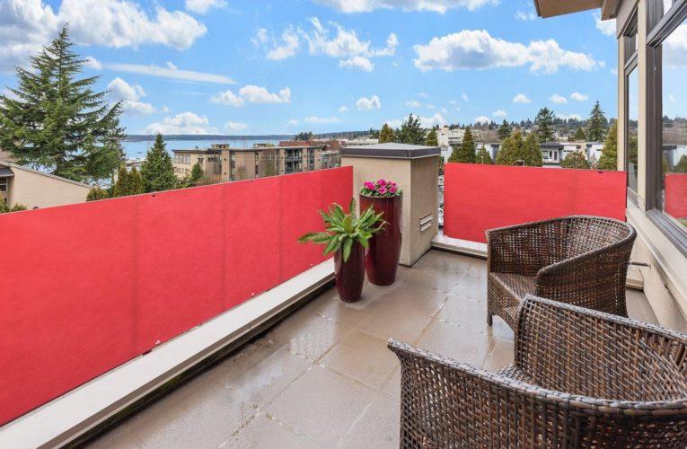 Czy warto montować roletę na balkon w bloku?