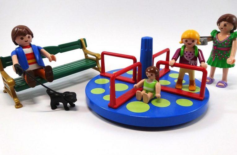 Większość dzieci uwielbia klocki lego